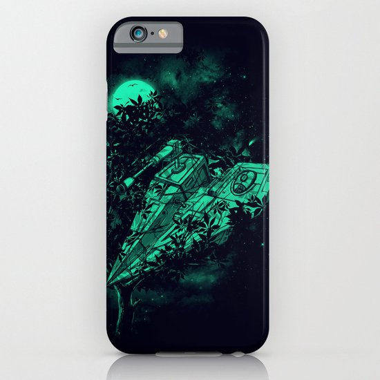 Emergency Landing iPhone & iPod Case