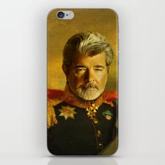 George Lucas - replaceface iPhone & iPod Skin