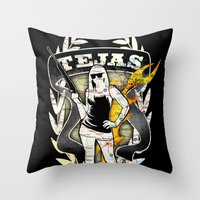 Tejas Throw Pillow
