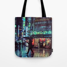 T0:KY:00 / Kabukichō Nights / Blade Runner Origins Tote Bag
