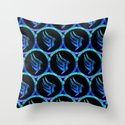 Mass Effect Paragon Throw Pillow