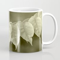 The curtain Mug
