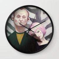 Lost in translation  Wall Clock
