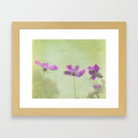 You Know Why Framed Art Print