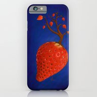 Strawberry Concept iPhone 6 Slim Case