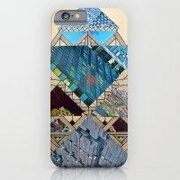 Paper House 1 iPhone 6 Slim Case