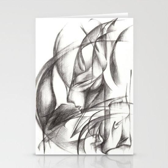 Mind Castle Stationery Card