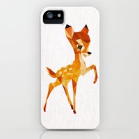 iPhone 5s & iPhone 5 Cases featuring Oh Deer.. by Milo Firewater