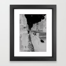 Granny Framed Art Print
