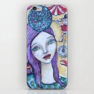 'Not My Circus Not My Mo… iPhone & iPod Skin