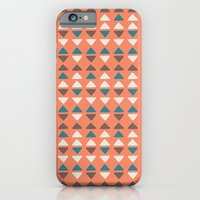 Triangles + Dots iPhone 6 Slim Case
