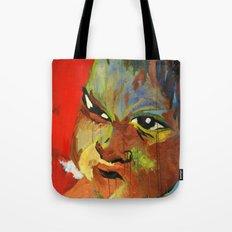 Autistic Boy Tote Bag