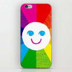 Show Your True Colors iPhone & iPod Skin