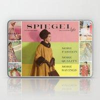 1961 Fall/Winter Catalog Cover Laptop & iPad Skin