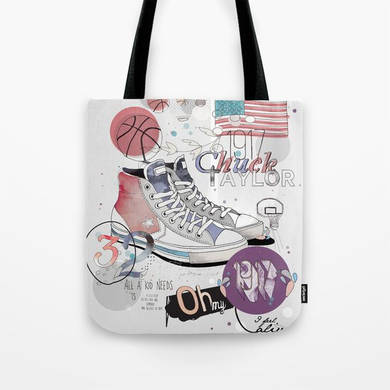 The Chuck Taylor Tote Bag