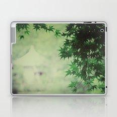 japanese serenity Laptop & iPad Skin
