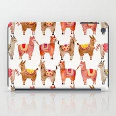Alpacas iPad Case
