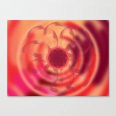 Attunement 8x3 Canvas Print