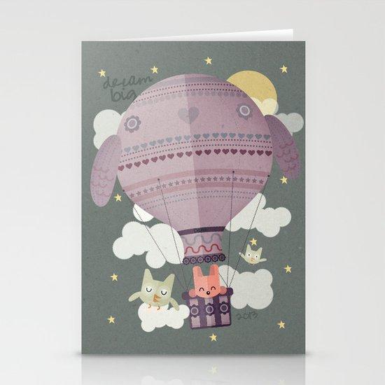 dream big Stationery Card