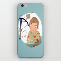 As you can not love a crossbow? iPhone & iPod Skin