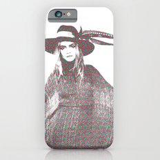 Cara Delevingne: Issa Slim Case iPhone 6s
