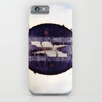 the look in your eyes from under away near breath (35mm multi exposure) iPhone 6 Slim Case