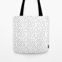 Random Polka ///www.penc… Tote Bag