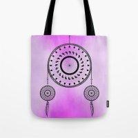 Bohemian Dream-catcher Tote Bag