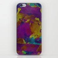 Shapes#5 iPhone & iPod Skin
