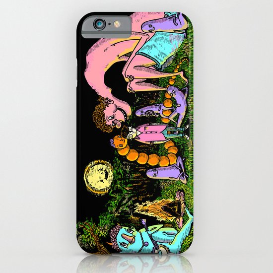 Camp out iPhone & iPod Case