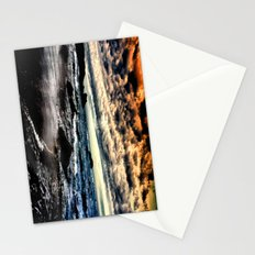 Another Day Fades Away Stationery Cards