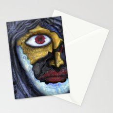 Fractional Desire  Stationery Cards