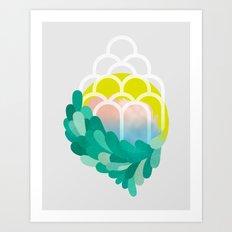Chivito Art Print
