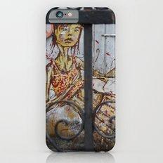 Salvador Street Art iPhone 6 Slim Case