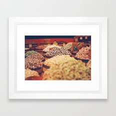 Candies Framed Art Print