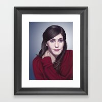 Laura Verlinden, Belgian… Framed Art Print