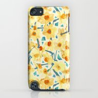 iPhone & iPod Case featuring Yellow Jonquils by Micklyn