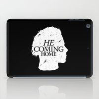 Halloween is Coming iPad Case