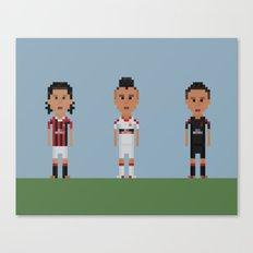AC Milan 2012/2013 Canvas Print