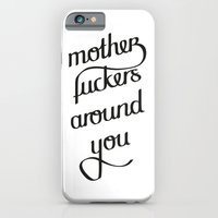 iPhone & iPod Case featuring MFAY by artknocklife