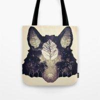 Forest Whisper (alt.) Tote Bag