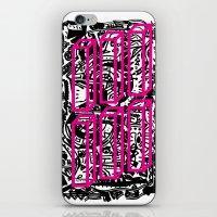 American Wasteland iPhone & iPod Skin