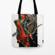Olé! | Collage Tote Bag