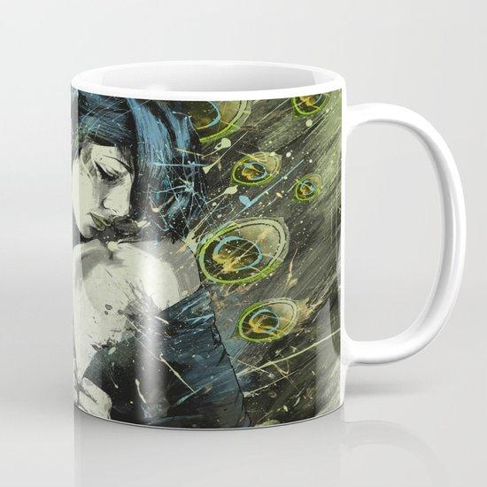 Black Pea Mug
