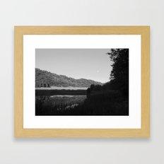 Bittersweet Serenity  Framed Art Print