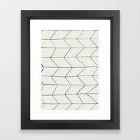 Patternal Framed Art Print