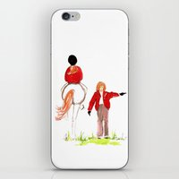 Sketches Of A Favorite E… iPhone & iPod Skin