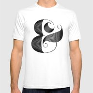 T-shirt featuring Ampersand by Jude Landry