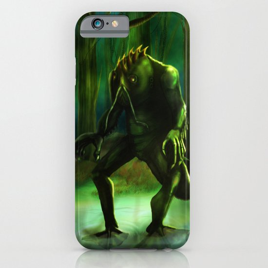 THE SWAMP iPhone & iPod Case