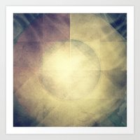 Deconstruct .1 Art Print
